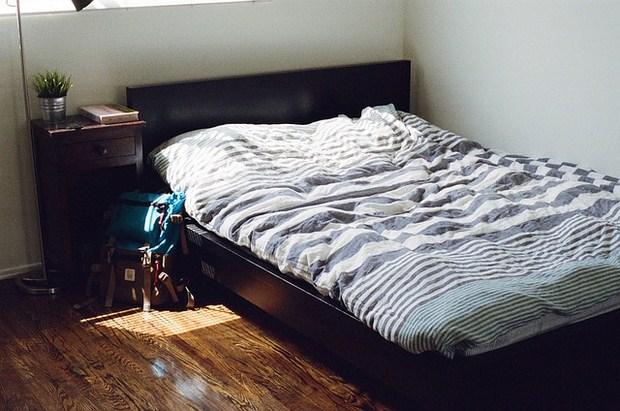arredamento nordico camera da letto