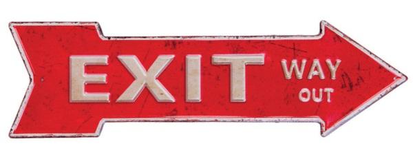 targa exit