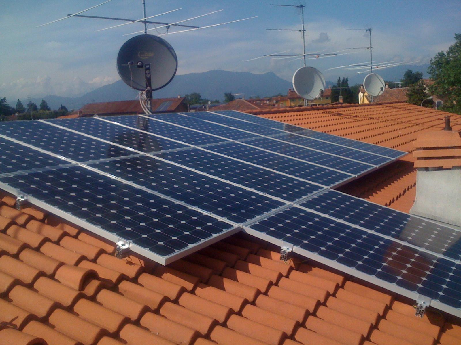 scegliere i pannelli solari per la propria casa