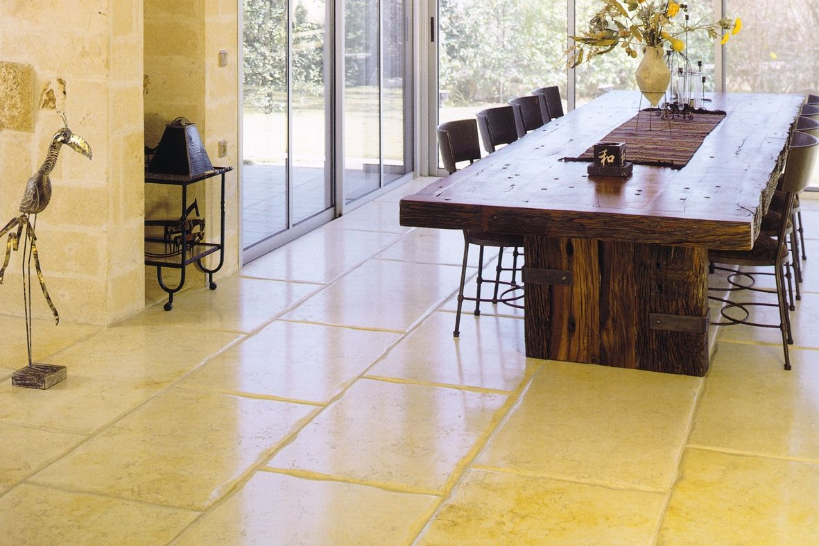 Tipologie e costi dei pavimenti in pietra lartedinnovare for Costo per piede quadrato per inquadrare una casa