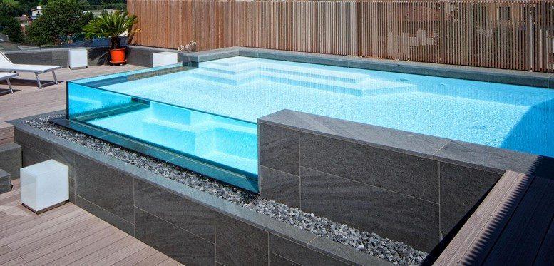 Piscine da sogno per la stagione estiva lartedinnovare - Foto di piscine interrate ...