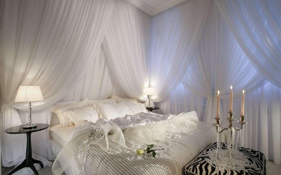 Camera da letto romantica e raffinata, come si arreda? - Lartedinnovare