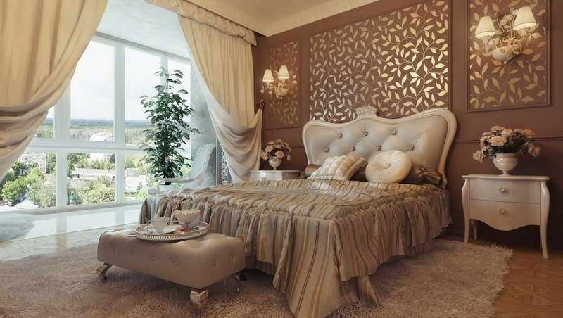 Immagini Camere Da Letto Romantiche : Camera da letto romantica e raffinata come si arreda