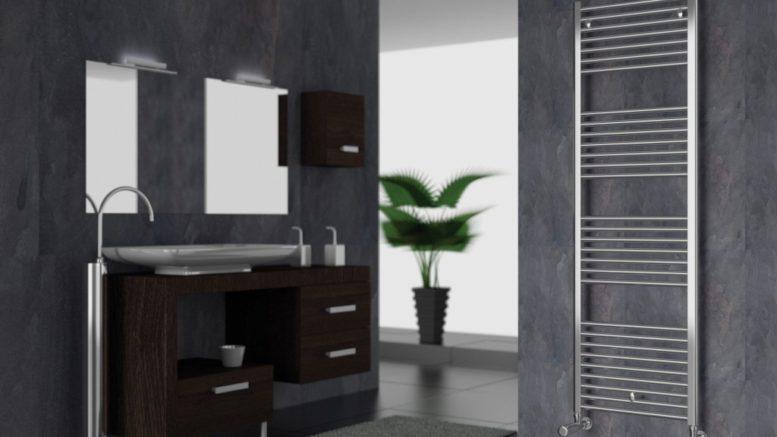 Riscaldare il bagno con design ed eleganza lartedinnovare - Riscaldare il bagno ...