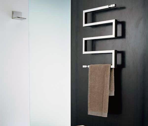 Riscaldare il bagno con design ed eleganza - Lartedinnovare