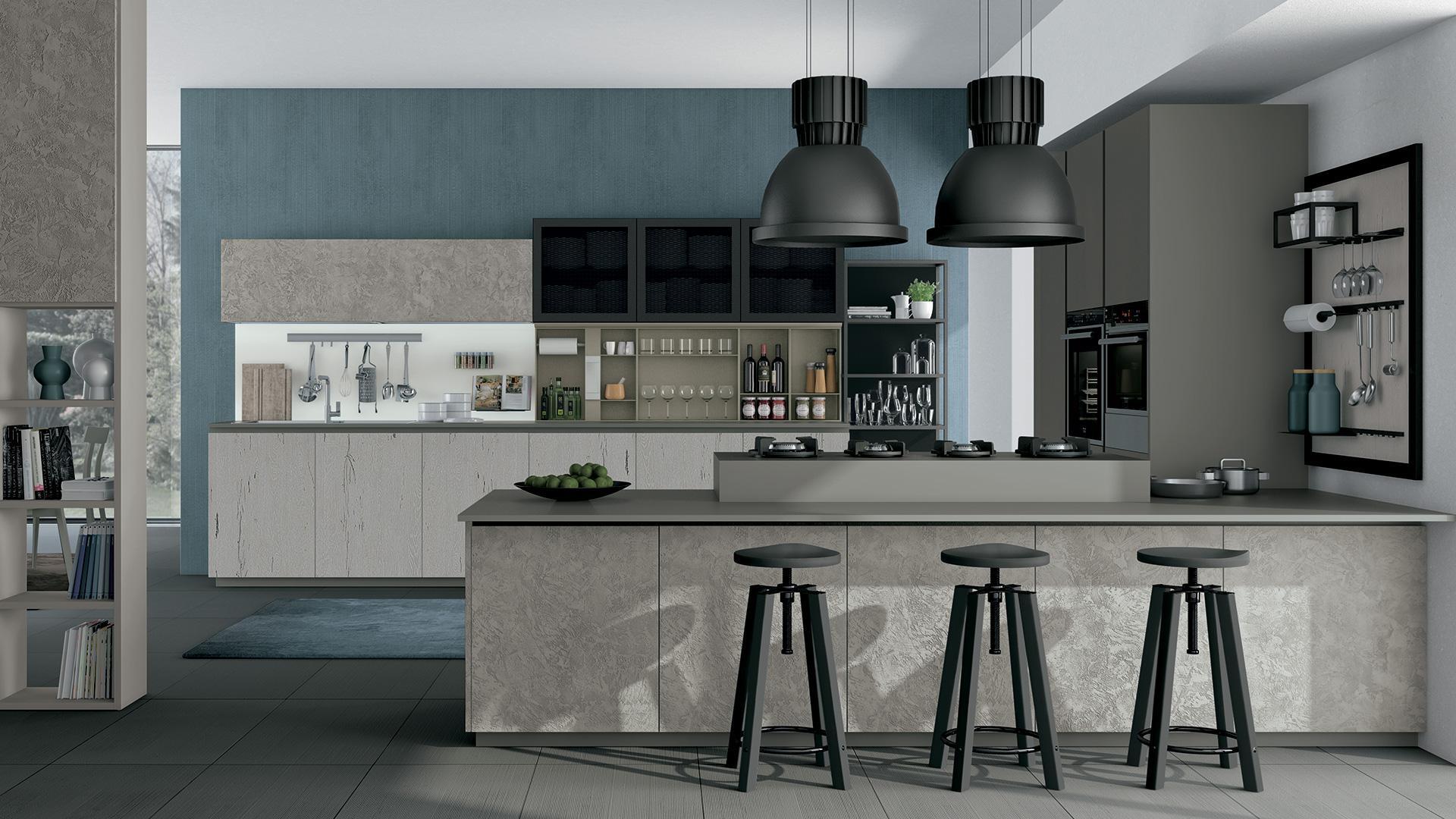 Lampade da cucina come sceglierle lartedinnovare - Lampade a led per cucina ...