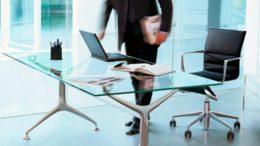 Ufficio Piccolo Arredo : Come arredare un ufficio con pareti mobili e pavimenti flottanti