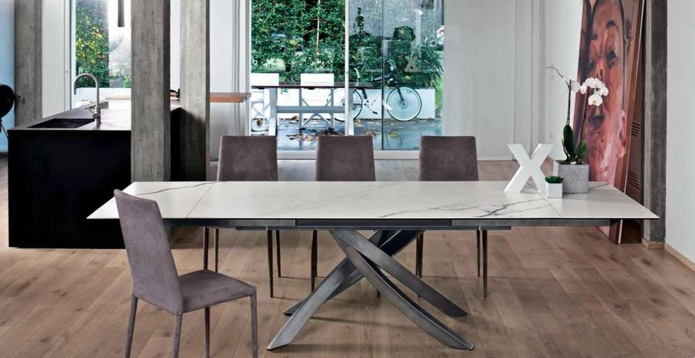 Come scegliere il tavolo di design perfetto per il tuo for Progetta il tuo layout di casa