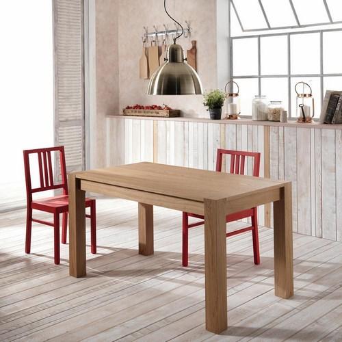 Come scegliere il tavolo di design perfetto per il tuo for Tavolo ovale legno grezzo