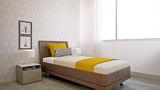 Come scegliere la carta da parati per la camera da letto - Carta da parati in camera da letto ...