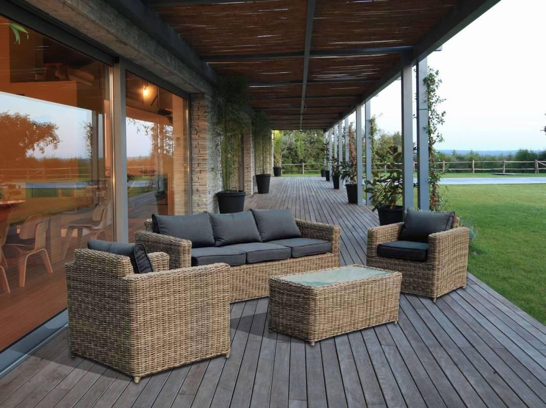 Arredamento da esterno trovare le soluzioni giuste for Bricoman arredo giardino
