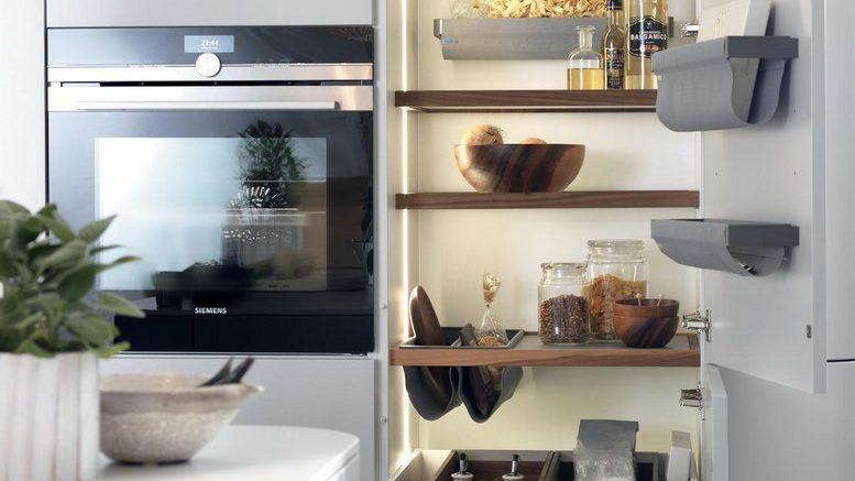 Nelle cucine moderne Snaidero, funzionalità e design vanno a ...
