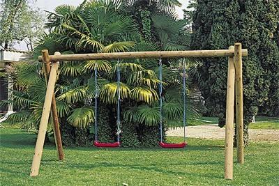 altalene in legno fai da te bricolage Picaro Legnami Eboli Salerno
