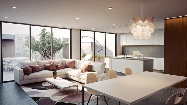 render interior design