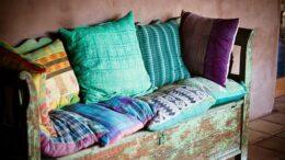 come realizzare a mano un cuscino